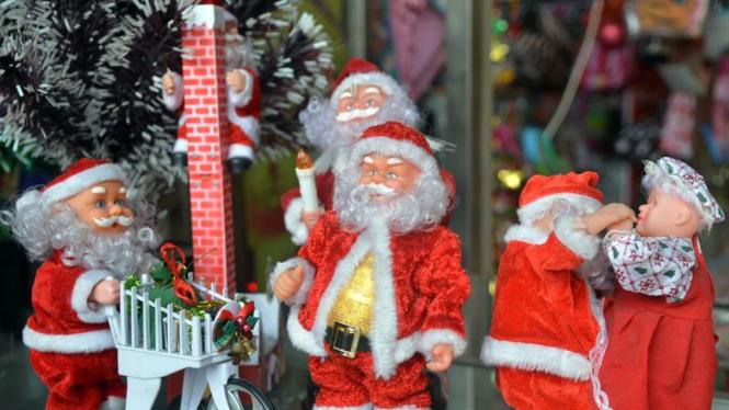 Aksesoris Natal 2011