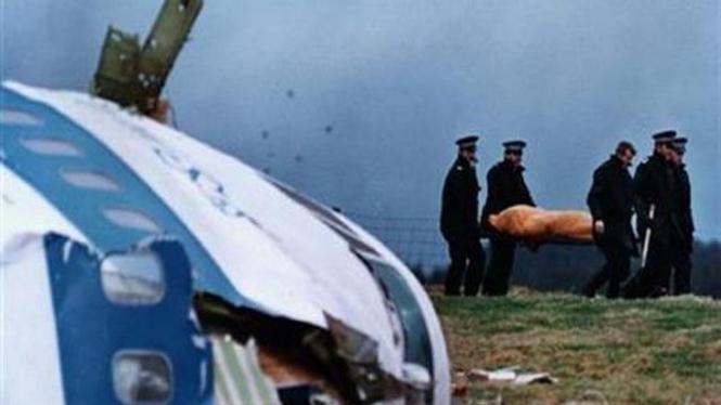 Tragedi jatuhnya Pesawat Pan Am di Skotlandia 1988