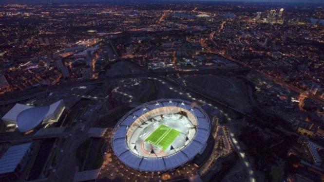 Stadion Olympic, London