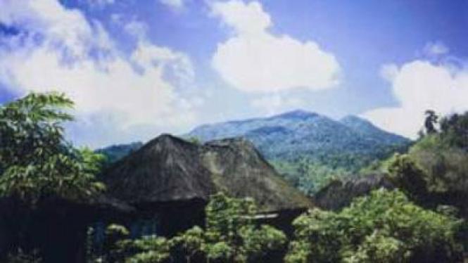 Taman Nasional Batang Gadis di Sumatera Utara
