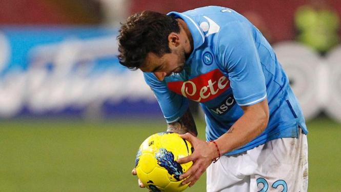 Pertandingan AS Roma Vs Napoli