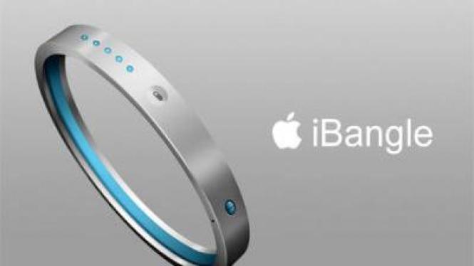 iBangle, produk terbaru Apple