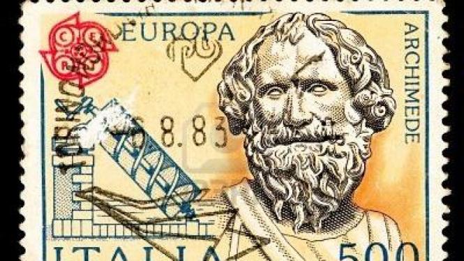Ilmuwan Archimedes