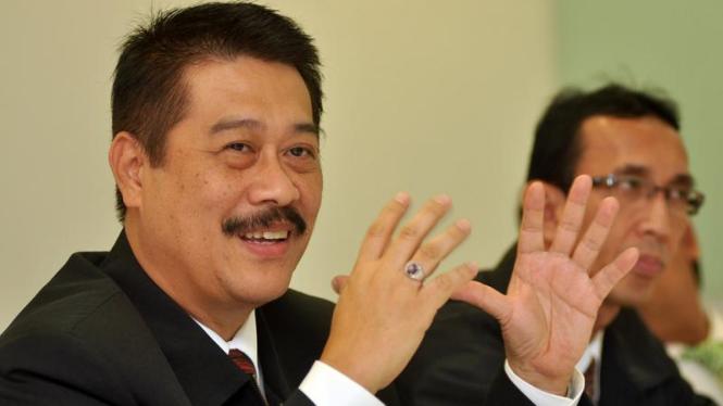 Wakil Ketua PPATK Agus Santoso