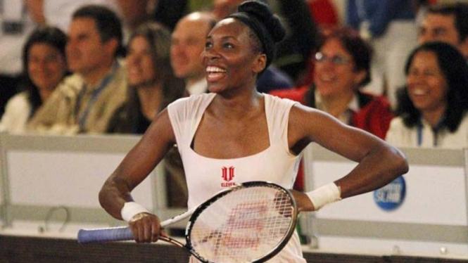 Petenis putri Amerika Serikat, Venus Williams