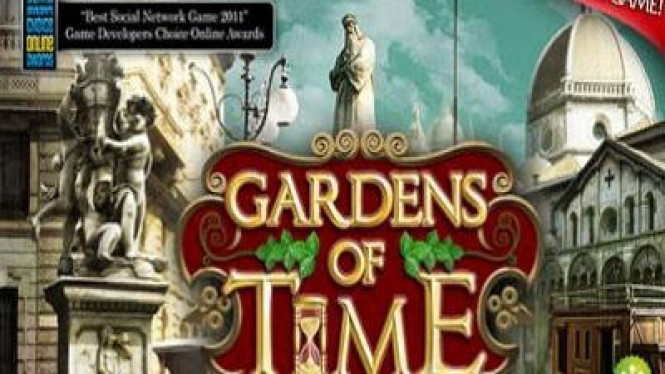 Game Gardens of Time