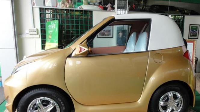Mobil Angkor 333 produksi Kamboja