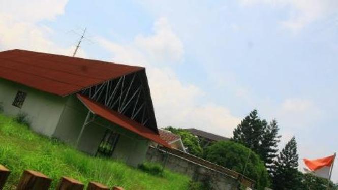 Gereja Kristen Indonesia (GKI) Taman Yasmin, Bogor
