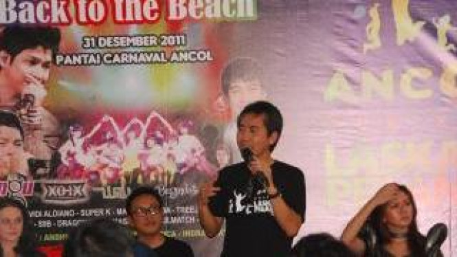 Back To Beach 2011 Ancol