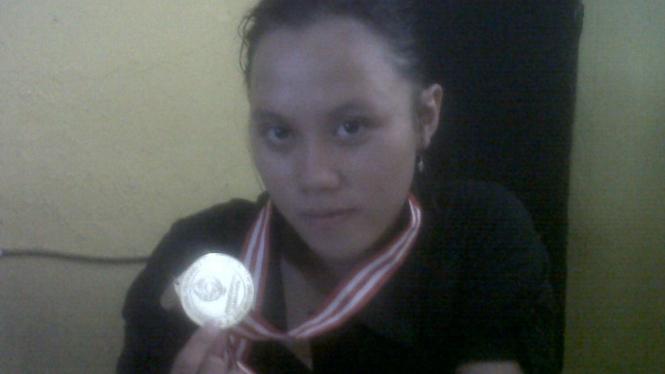 Anita Putri Pramestiady, atlet renang asal Kalimantan Timur