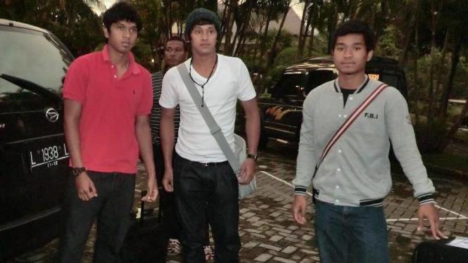 Tiga pemain SAD Gabung Arema