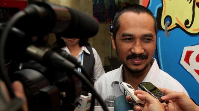 Ketua KPK Abraham Samad Usai Jalani Tes Urine