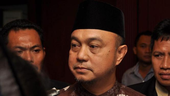 Mantan Wakil Ketua Badan Anggaran DPR Tamsil Linrung