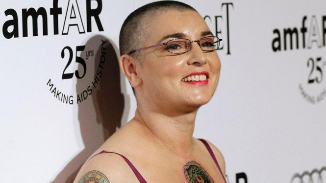 Sinead O'Connor hilang