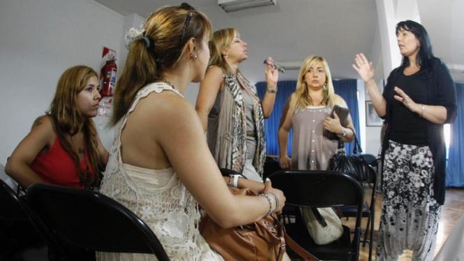 Skandal implan payudara resahkan wanita Argentina