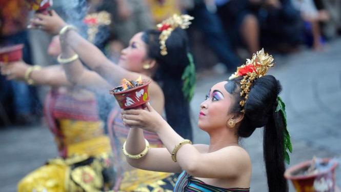 Pembukaan Festival Denpasar 2011