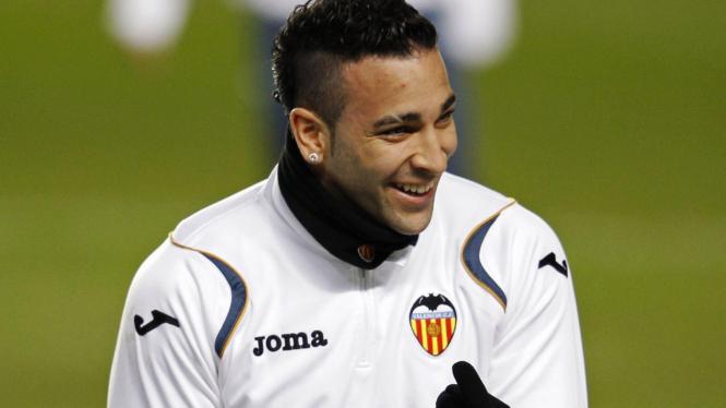 Adil Rami (Valencia)