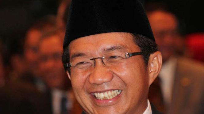 Deputi Gubernur BI Muliaman D Hadad