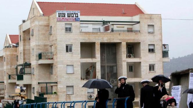 Kota Beit Shemesh di Israel