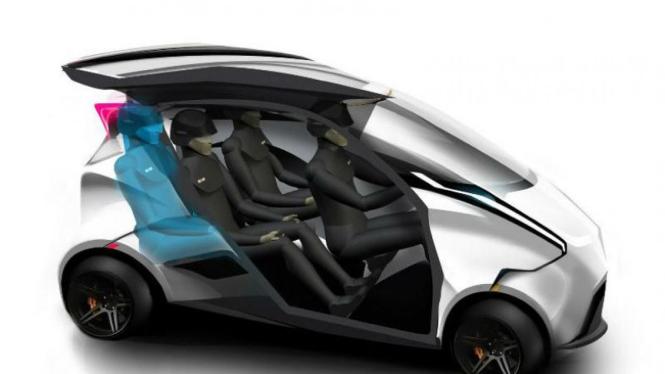 Mobil murah Lotus