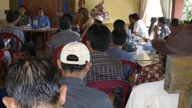 Forum kepala desa tuntut janji SBY