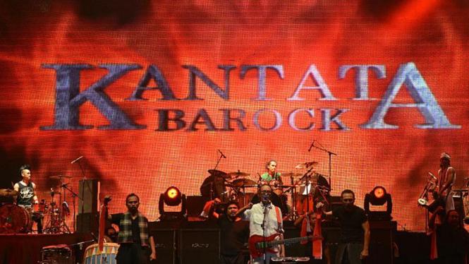 Konser Kantata Barock