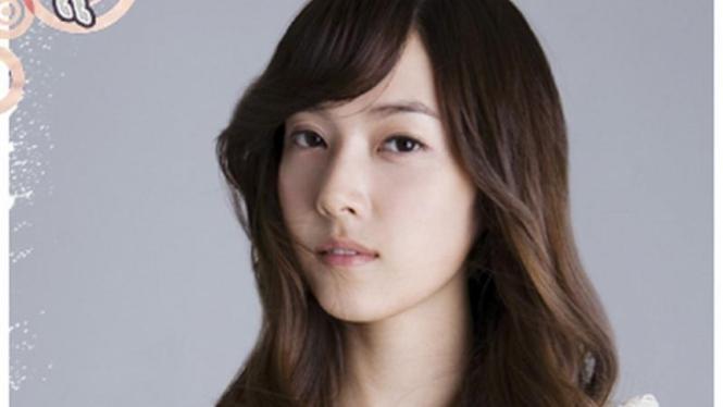 Jessica SNSD dengan make up