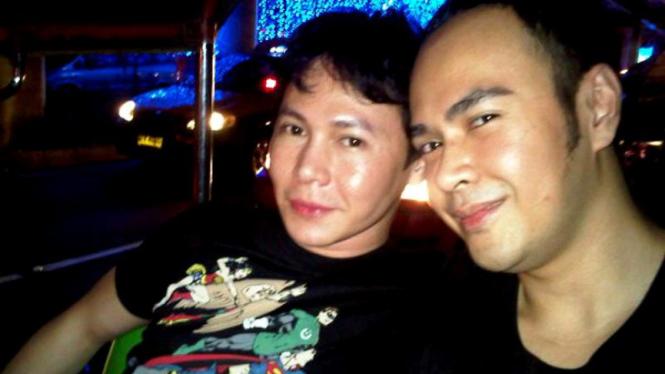 Adesagi Kierana dan Randy Yan