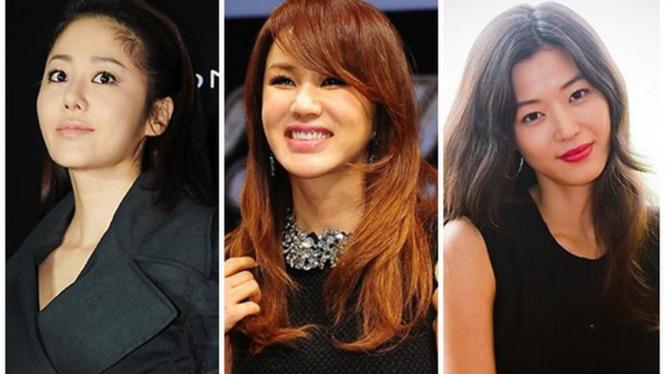 Tiga Artis Korea Siap Eksis