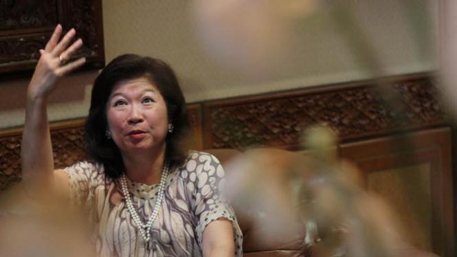 Menteri Pariwisata dan Ekonomi Kreatif Mari Elka Pangestu