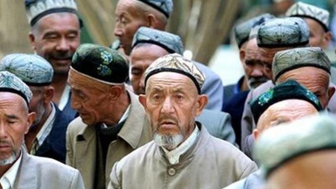 Muslim di China