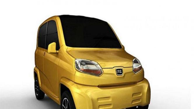 Mobil Bajaj