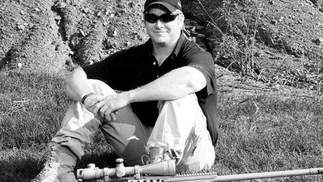 Chris Kyle, sniper AS pembunuh 255 orang di Irak