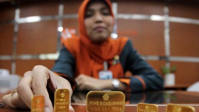 Emas Batangan di Bank BNI Syariah
