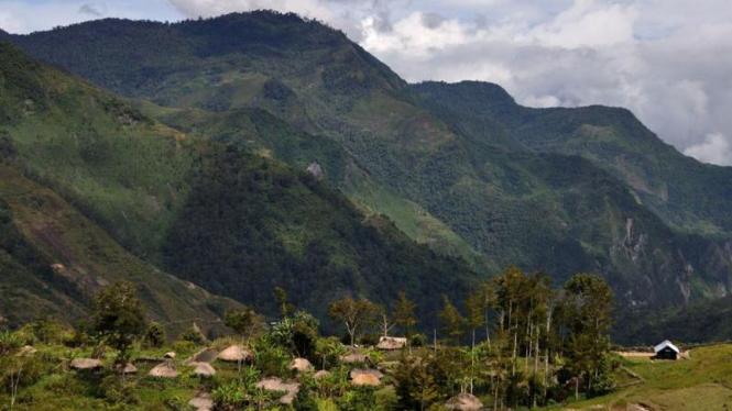Tyom Papua, Lembah Baliem