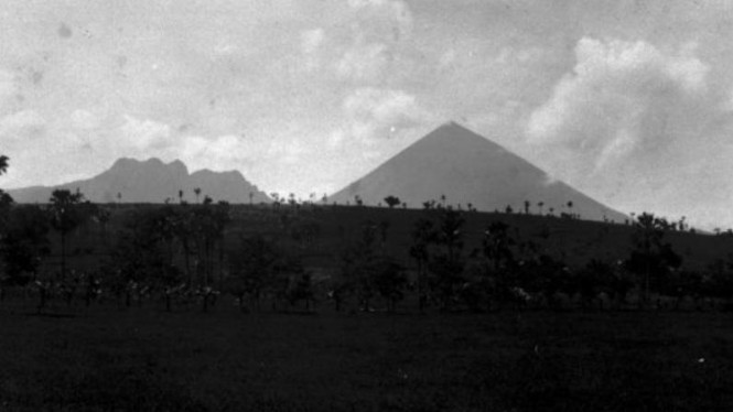 Gunung Inniere, NTT