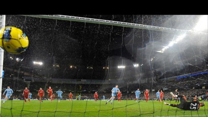Man. City Vs Liverpool