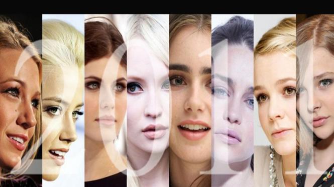 Wanita Tercantik 2011