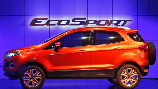 Mobil Ford EcoSport
