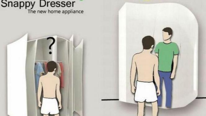 Snappy Dresser