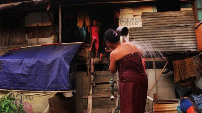 Era Jokowi Kemiskinan Ri Terus Turun, Begini Penjelasannya