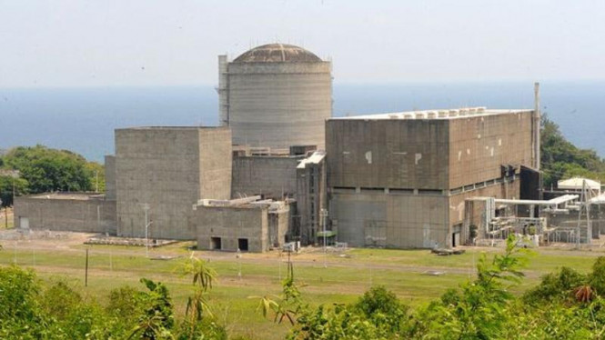 Pabrik Nuklir Power Bataan, di Filipina