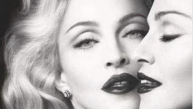 Madonna dalam iklan parfum