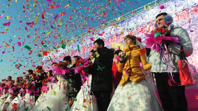 Festival Es dan Salju Harbin ke-28