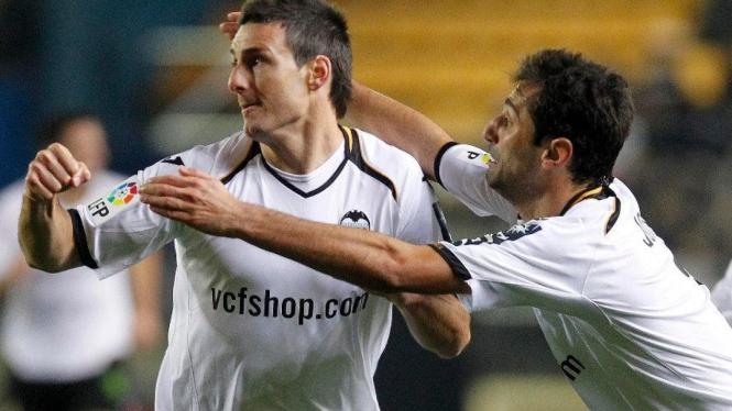 Striker Valencia, Aritz Aduriz