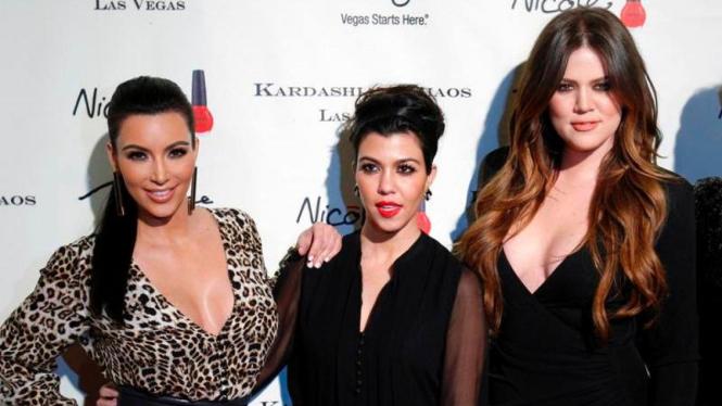 Kardashian Bersaudara - Reuters