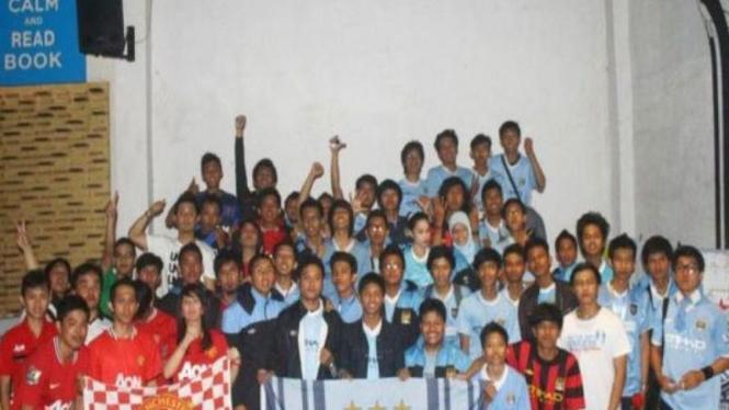 Nonton bareng IndoManUtd Bandung