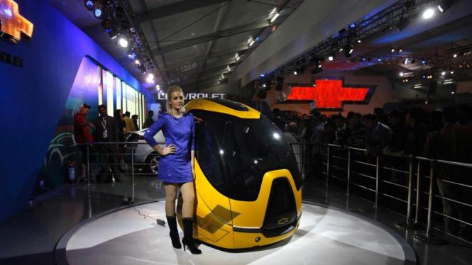 11th Auto Expo