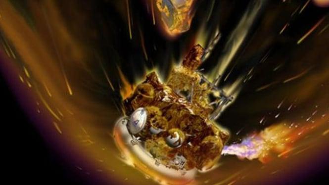 Phobos-Grunt, satelit milik Rusia yang rusak di orbit Bumi