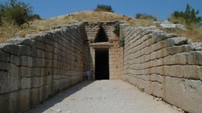 Treasury of Atreus, di Yunani